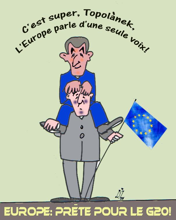 14 Europe avant G20 4 03 09