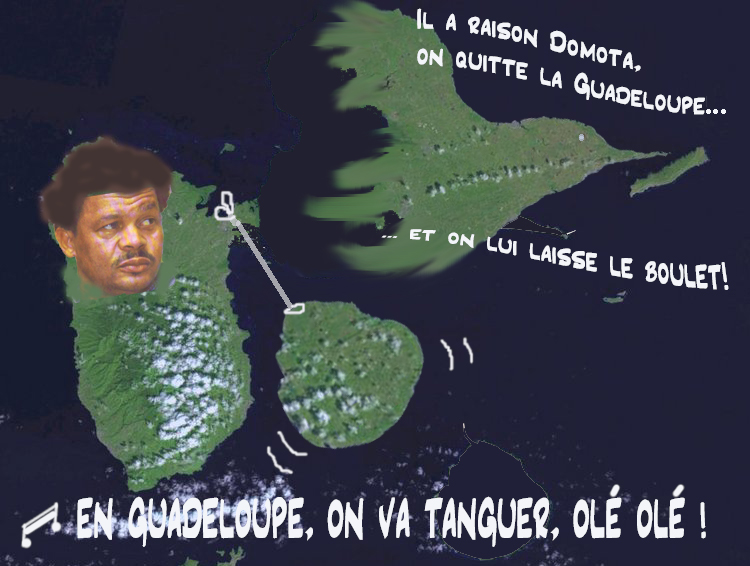 15 En Guadeloupe... 7 03 09