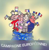 Campagne européenne 4 05 09
