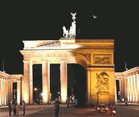 Porte de Brandetriomphe 11 11 09
