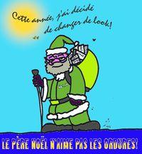 Le Père Noël Borloo 14 12 09