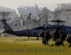 Haïti sociétée écroulée 20 01 10