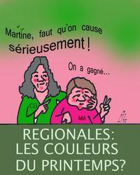 Régionales 1er Tour 15 03 10