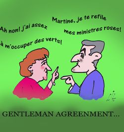 Gentleman agrement 29 03 10
