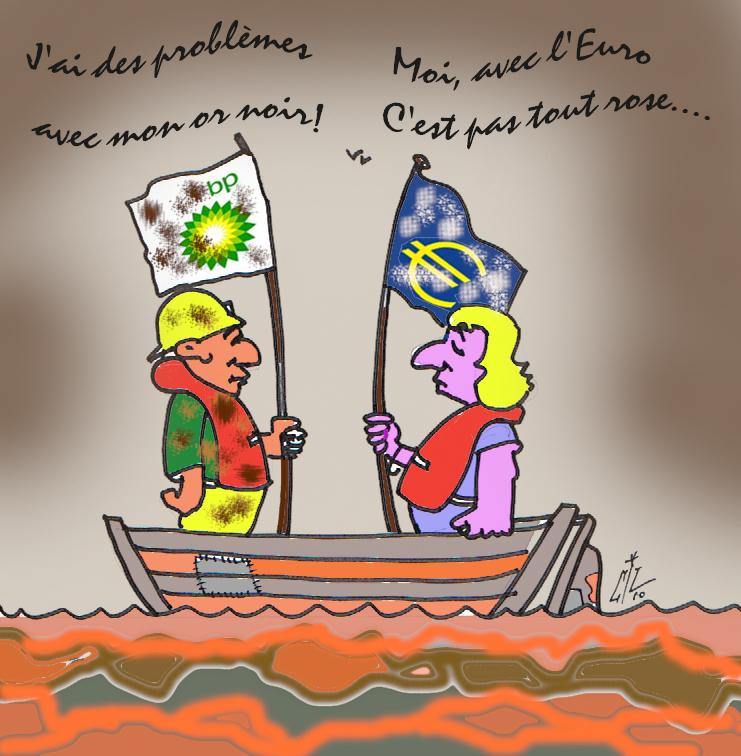 Marée noire et Euro 4 06 10