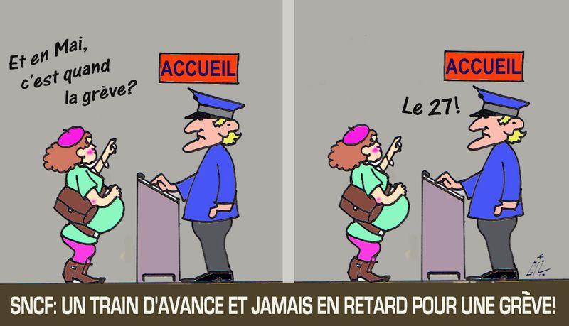 42 SNCF Grève suite 23 05 10