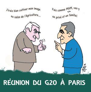 12 DSK et G20 à Paris 19 02 11