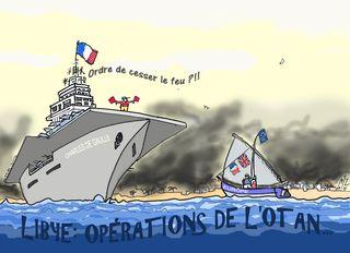 28 Opérations OTAN en Libye  08 04 11