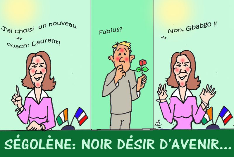 41 Gbagbo et Royal 8 12 10