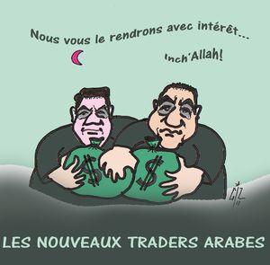 10 Nouveaux traders arabes 13 02 11