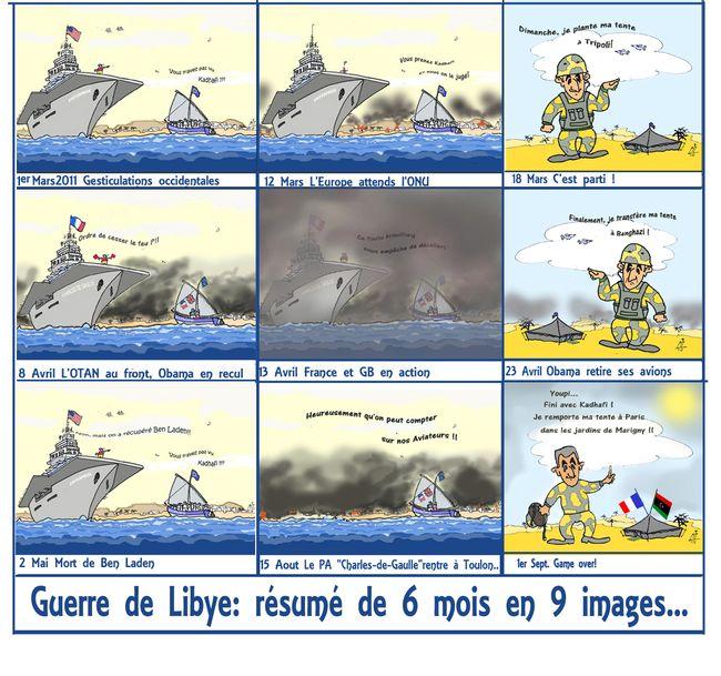 Feuilleton libyen finconclusion 30 08 11