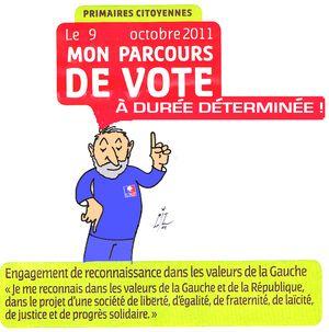 25 Vote Primaires PS 9 10 11