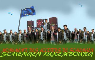 31 Monument des accords de Shengen  18 04 11