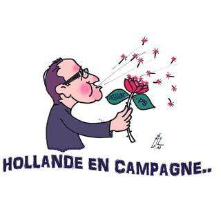 20 Hollande en campagne  22 09 11