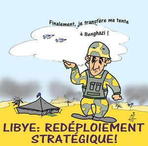 33 Libye redéploiement strarégique 23 04 11