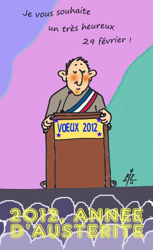 46 Tradition des voeux 19 12 2011