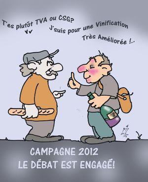 37 Campagne 2012 le debat est engagé 16 11 11