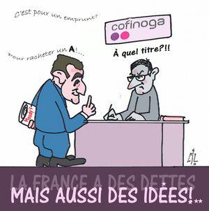 39 La France a des dettes et des idées 23 11 11