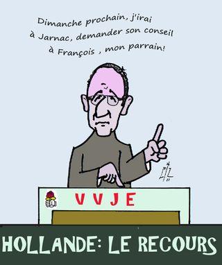 Hollande le recours 04 01 12