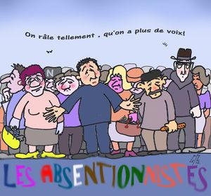 28 Les absentionnistes 05 04 12