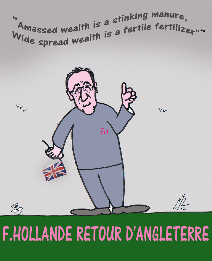 18 Hollande retour d'Angleterre  4 03 12