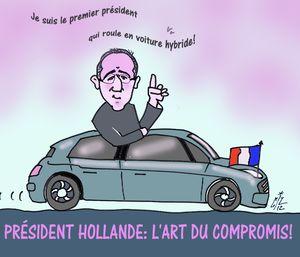 45 Hollande président du compromis 17 05 12