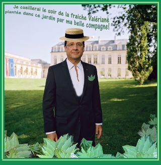 50 Hollande Photo officielle 5 06 12