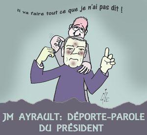 4 Ayrault départe parole du Président 05 07 12