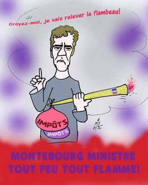 8 Montebourg tout feu tout flamme  28 07 12