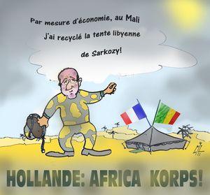 4 Opération Mali 19 01 13