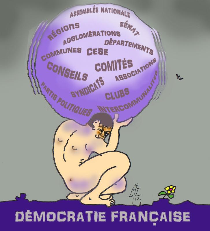 15 La démocratie française 5 09 12