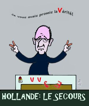 16  Hollande le secours