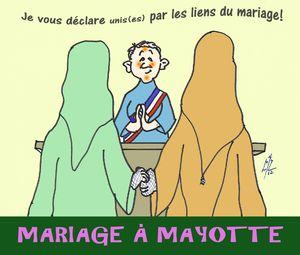 17 mariage (gay) a mayotte  14 09 12