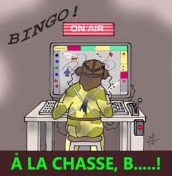 A la Chasse B.... 20 12 12