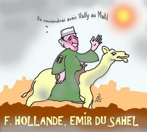 8 Hollande emir du sahel 06 02 13