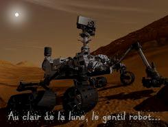 Robot curiosity 5 07 13