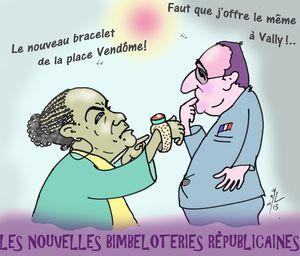 9 Nuvelles bimbeloteries républicaines 31 08 13