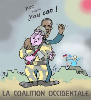 11 Coalition occidentale 07 09 13