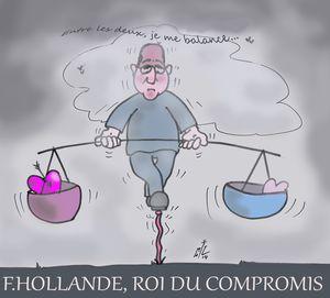 5 Hollande Roi du comprom  19 01 14