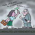 Cordialités gouvernementales 26 02 14