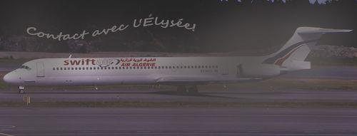 5 Vol air Algérie 29 07 14