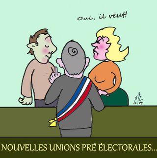 32 Unions pré électorales 18 12 14