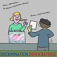 Discrimination démocratique 18 02 15