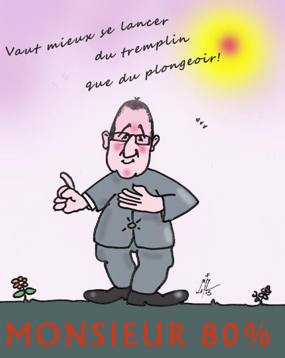 23 Monsieur 80 % 25 05 15
