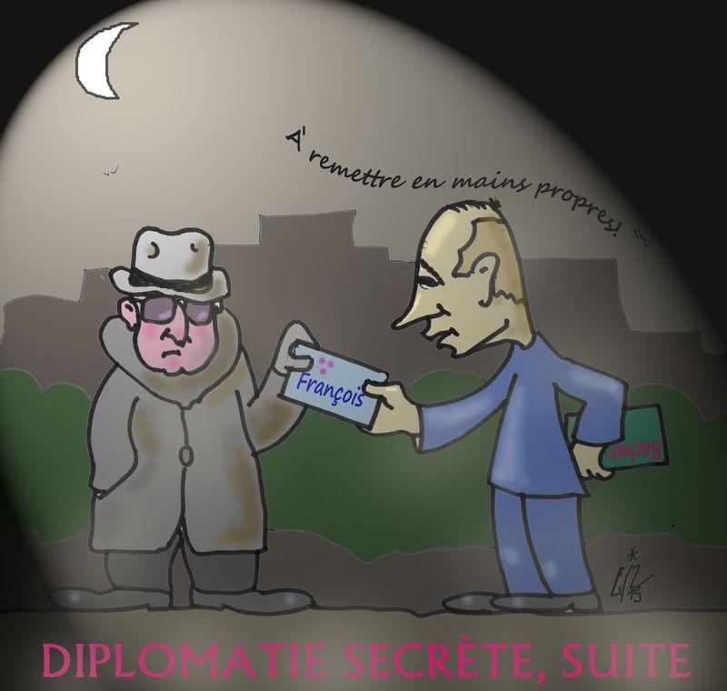 11 Diplomatie secrète suite 27 09 15