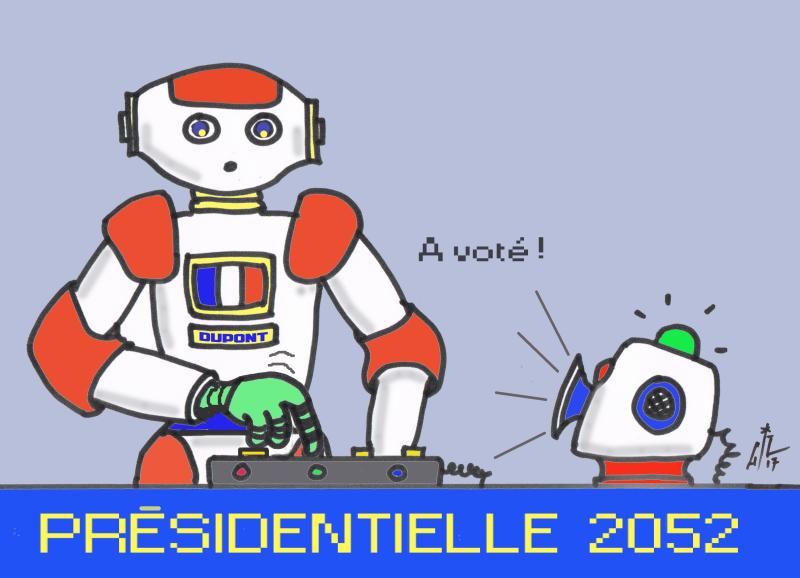 8 Presidentielle 2052