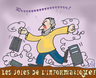 Joies de l'informatique 16 11 17