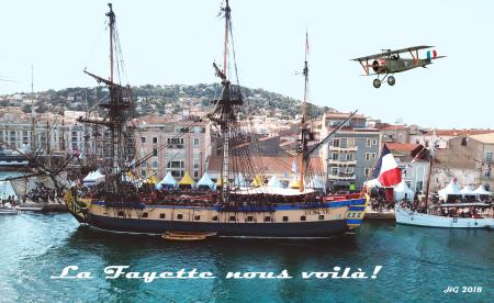 La Fayette nous voilà! 28 03 18 b