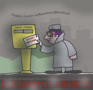 10 Diplomatie secrète 21 09 15