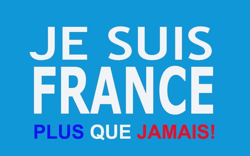 16 Je suis France + que jamais 16 11 15